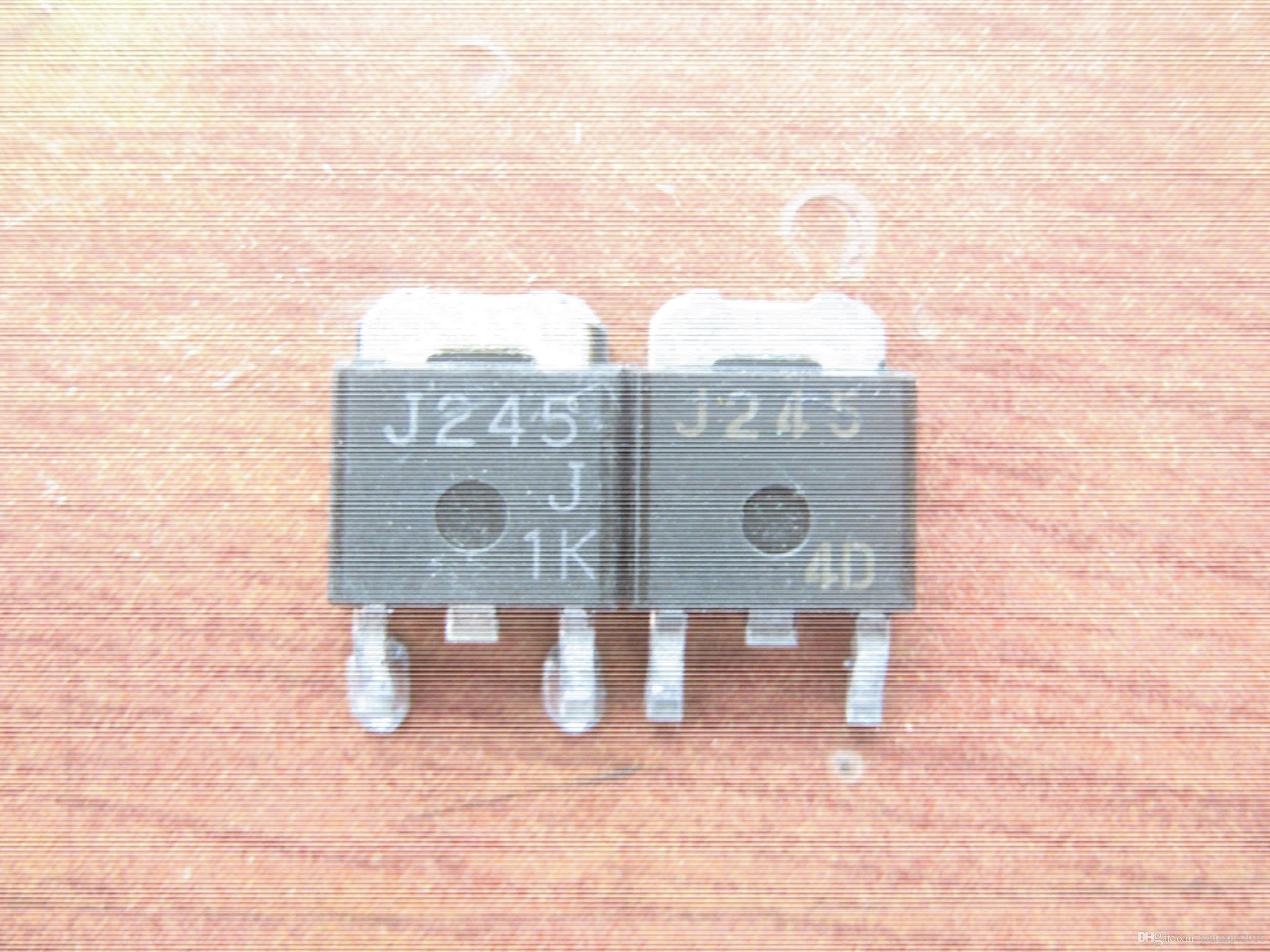 2018 Original Used Field Effect Transistor Mosfet 2sj245 J245 To 252 Testing Circuit Test Ok From Yangxjie2016 006