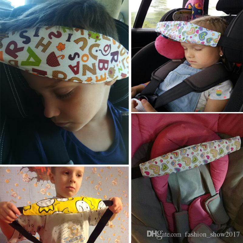 الطفل الرضيع السيارات مقعد السيارة دعم حزام السلامة النوم مساعدة رئيس حامل للأطفال الطفل الطفل النوم السلامة الاكسسوارات رعاية الطفل