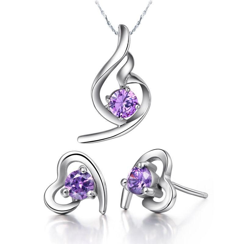 NUOVO argento placcato oro Set 925 diamante vestito vestito morbido personalizzato commercio all'ingrosso posto