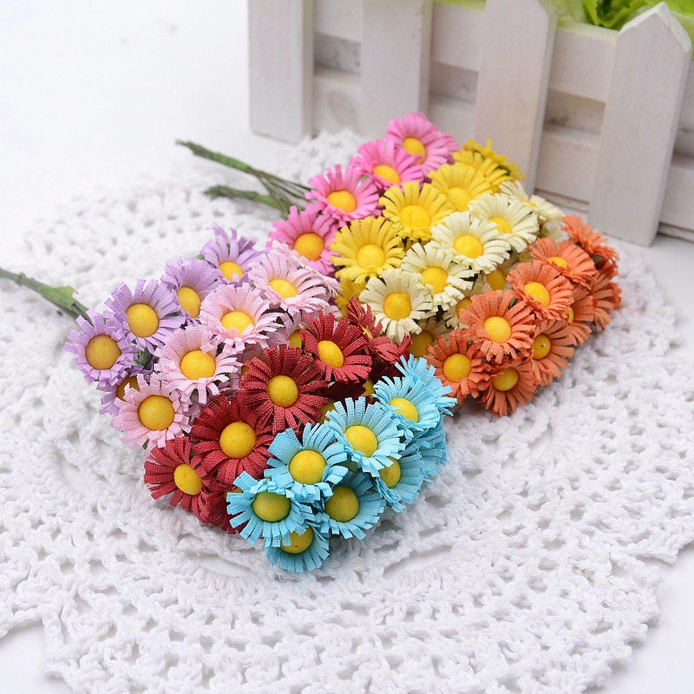 Online cheap wholesale mini artificial flowers daisy flower bouquet online cheap wholesale mini artificial flowers daisy flower bouquet diy wedding decorations collage simulation decorative flowers sunflower by dalihua izmirmasajfo Gallery
