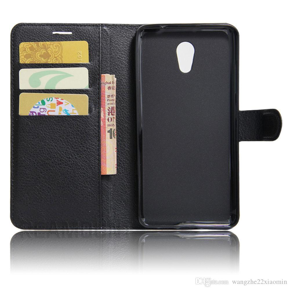 Bunte pu Brieftasche Ledertasche für lenovo a319 für lenovo a369 Handy Rückseite Fall mit Kartensteckplatz