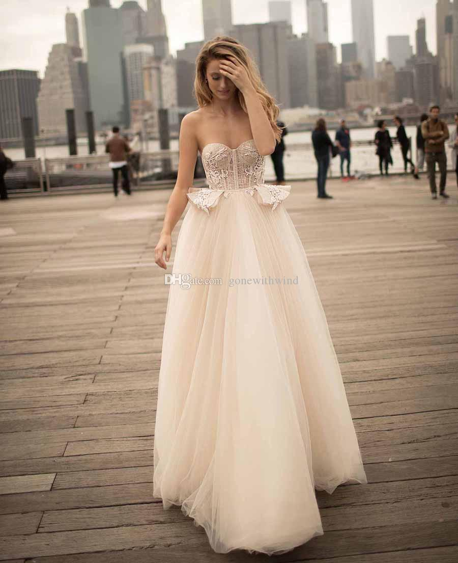 Cheap Plus Size Wedding Dress 2017 Beaded Strapless Bodice: Bustier Peplum Romantic Ball Gown Wedding Dresses 2018