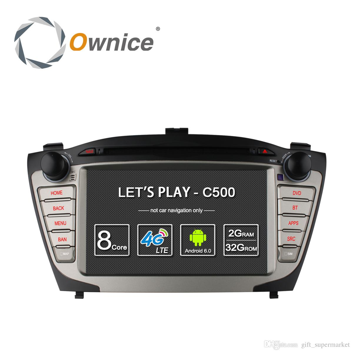 Wiring Diagram For Ownice C500 Free Download Hyundai Ix35 4g Sim Lte Tucson 2009 2015 Android 6 0 Car