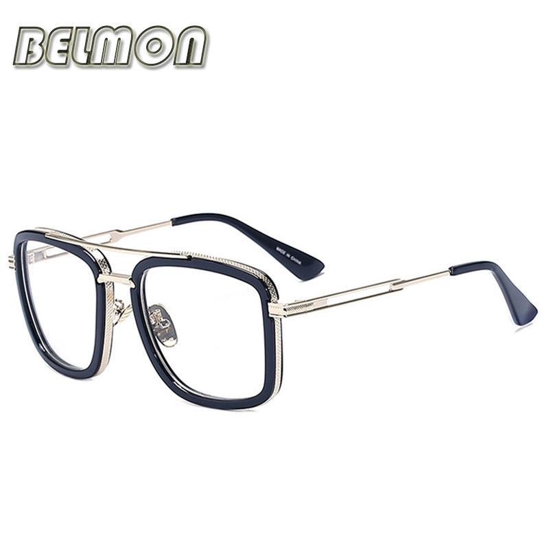 Wholesale- Eyeglasses Frame Men Women Computer Optical Eye Glasses ...