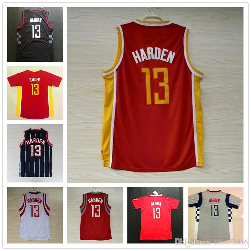 ... 2018 hot sales james harden arizona state jersey sun devils college basketball  jersey stitched yellow red eeee718e6
