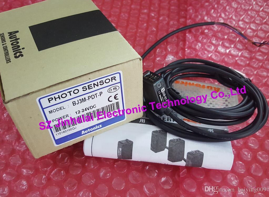 100٪ جديدة ومبتكرة BJ3M-PDT-P Autonics صورة الاستشعار ، التبديل الكهروضوئية 12-24VDC