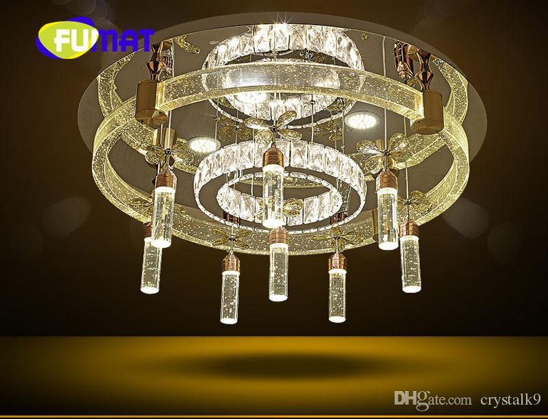2018 Fumat Modern Creative Crystal Ceiling Light