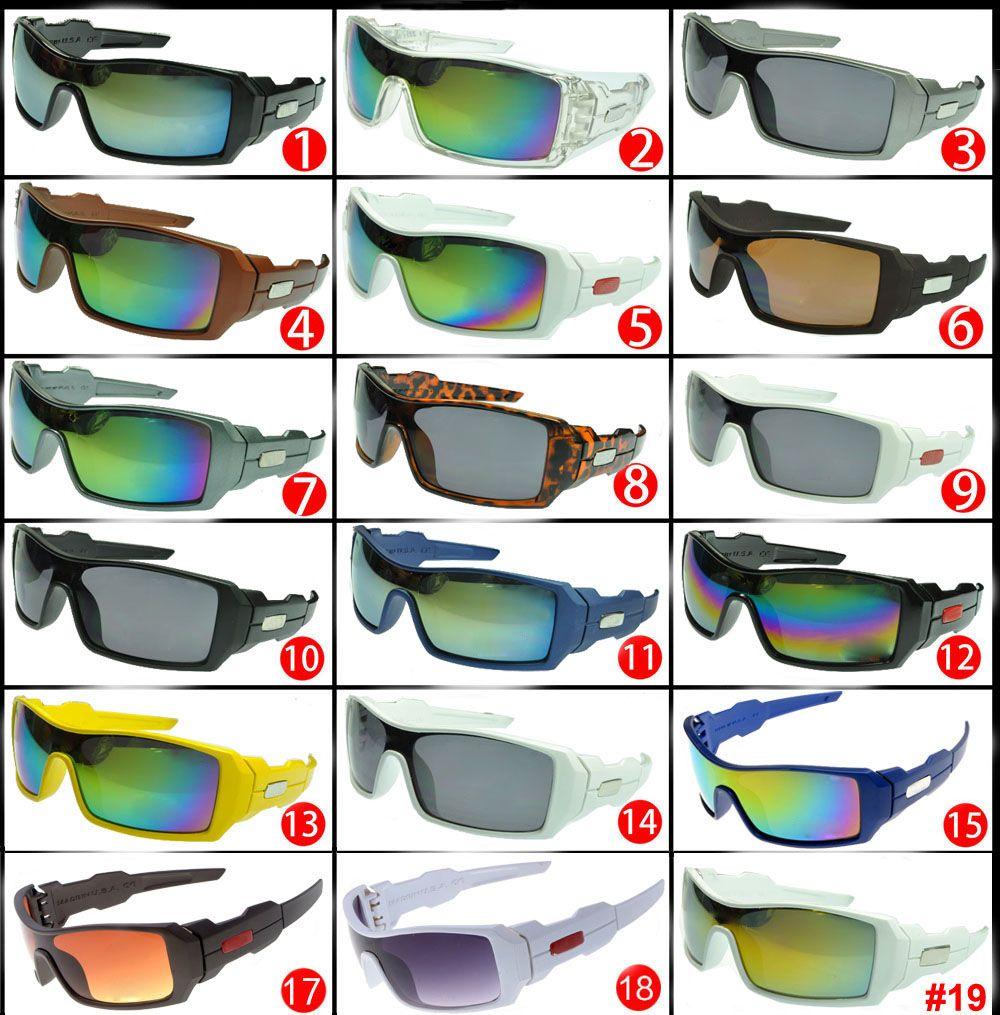 2017 شعبية نظارات شمسية نظارات شمسية ماركة أزياء كبير الإطار مصمم للرجال والنساء رخيصة نظارات الشمس 38 الألوان