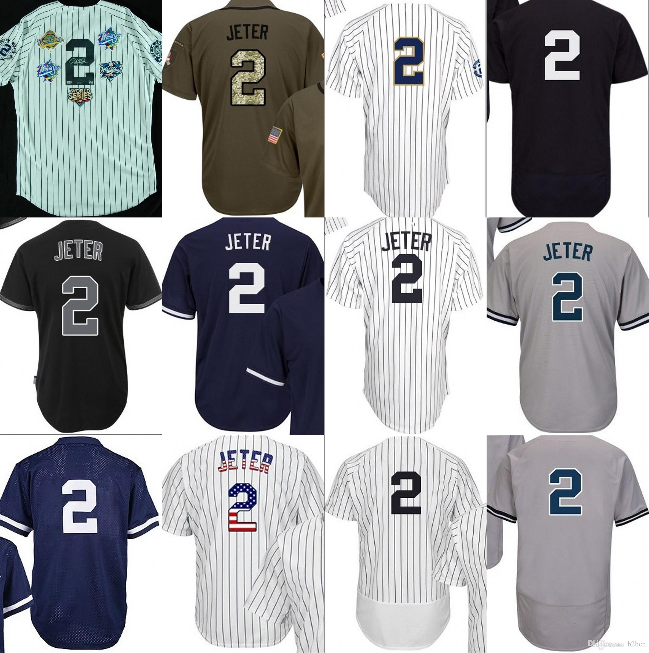 newest collection 674e6 c5008 discount 2 derek jeter jersey 7b862 37f5f