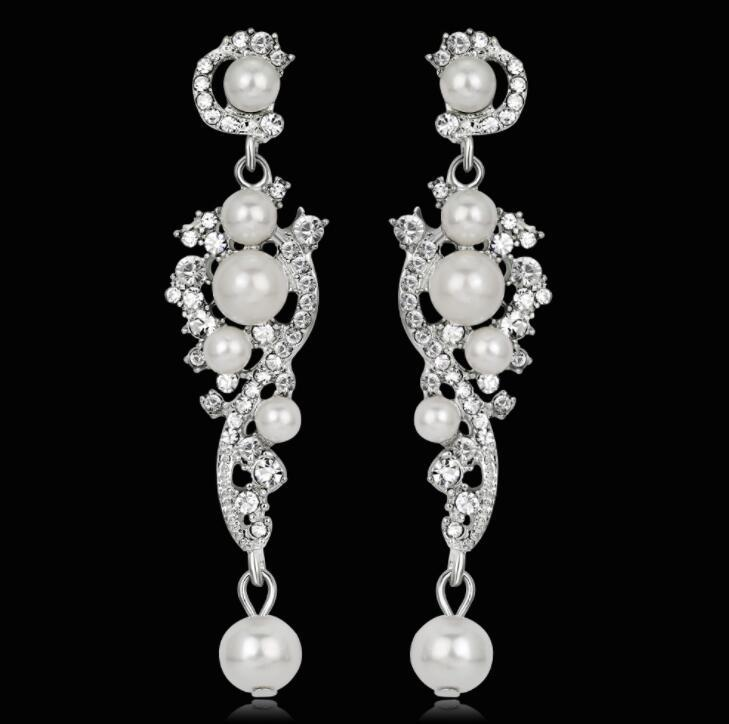 product tassels ear china back accessories fashion temperament drop earrings wire from pearls ball trend wholesale long chandelier pearl dangle studs bead eardrop