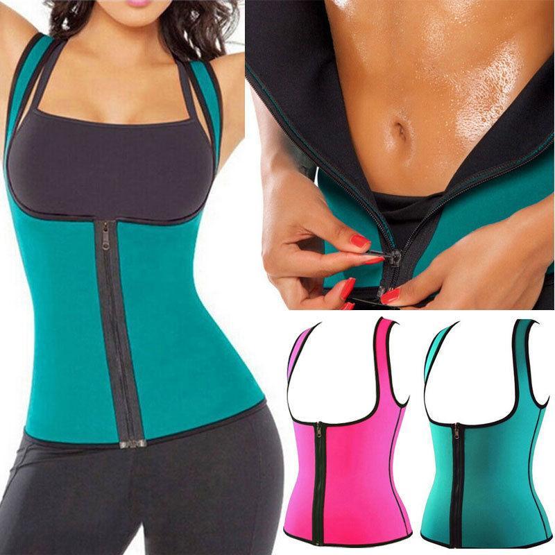 67c6eeaa793b7 2019 Wholesale 2017 Women New Fashion Vest Waist Belt Weight Loss Belt  Women S Slimming Wraps Body Shaper Waist Corset From Hoto