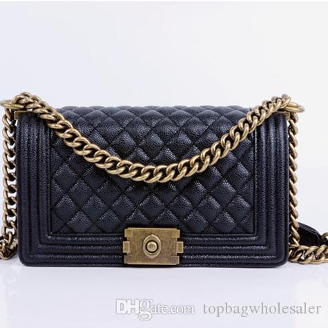 Hot Sale High Quality Low Price Womens Classial Medium Quilted