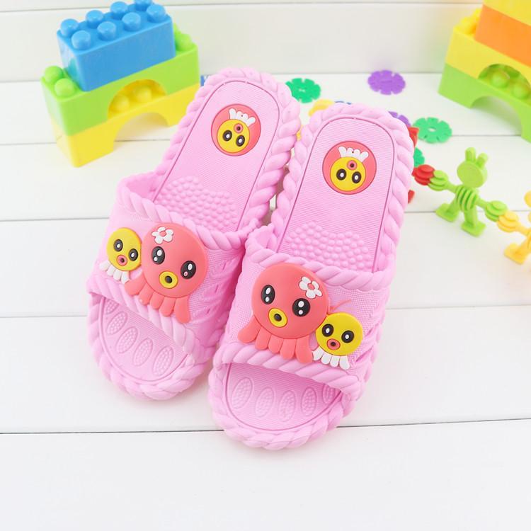 Sumner Kids Slipper Shoes Boys Girls Beach Bathroom Slippers Home ...