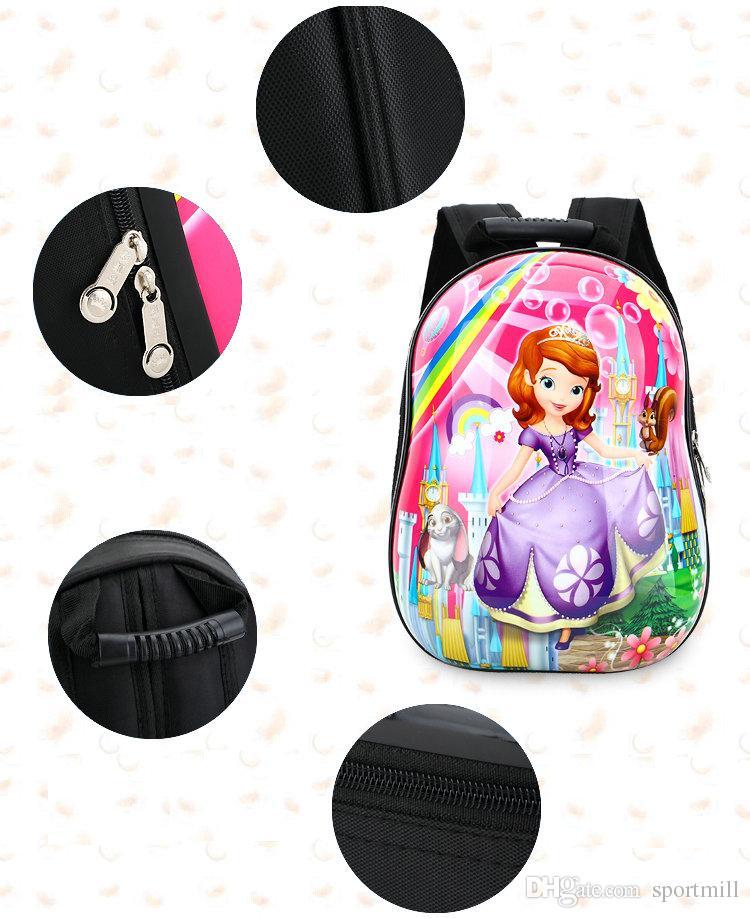 Ladybird backpack Child insect rucksack Coccinellidae children school bag Kids daypack Outdoor schoolbag Sport day pack