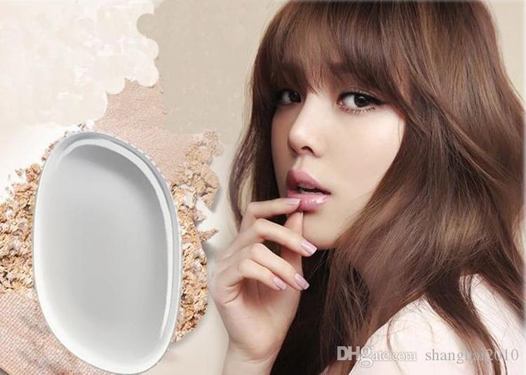 fondotinta in silicone spugna fondotinta in polvere gelatina soffio di polvere chiara artefatto BB cream foundation makeup tools
