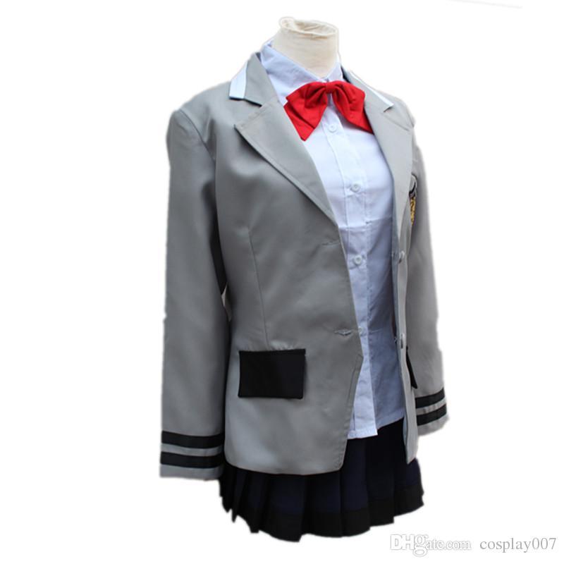 Touka Kirishima disfraces cosplay vestido anime japonés Tokio Ghoul ropa Mascarada / Mardi Gras / Carnaval disfraces suministro de stock