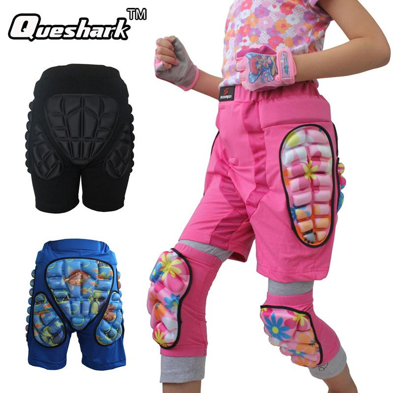 6fe8f3d2ad 2019 Wholesale Queshark Women Men Adults Kids Girl Boy Skate Ski Hip Butt  Pad Pants Outdoor Trousers Gear Pad Sports Shorts Snowboard Pants From  Prescott