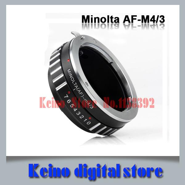 2018 wholesale amera lens adapter for s0ny a af alpha minolta ma