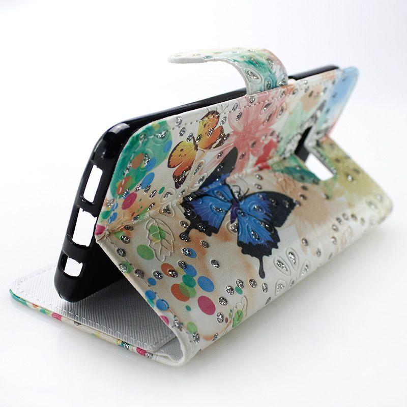 For LG STYLO 3 plus ZTE prestige 2 N9136 For Samsung S8 S8PLUS wallet flip PU Leather phone case Inside Credit card slot