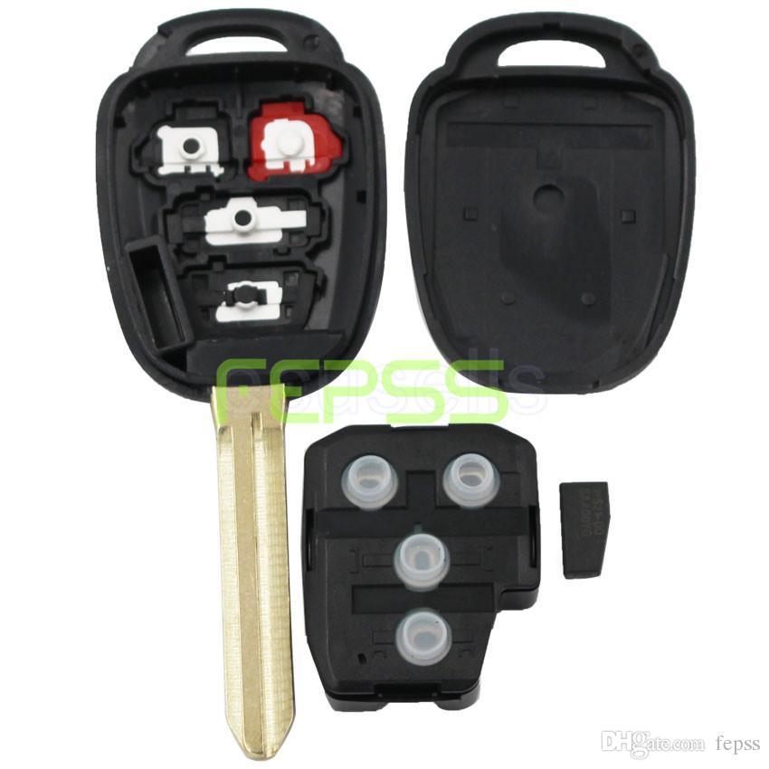 New Keyless Entry Remote Car Key Fob 314.4Mhz H Chip Toyota RAV4 2012 2013 2014 2015 2016 FCC ID GQ4-52T/HYQ12BDM
