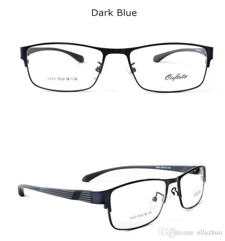 Eye Glasses For Men Full Frame Eyeglasses Large Big Face Eyewear For ...