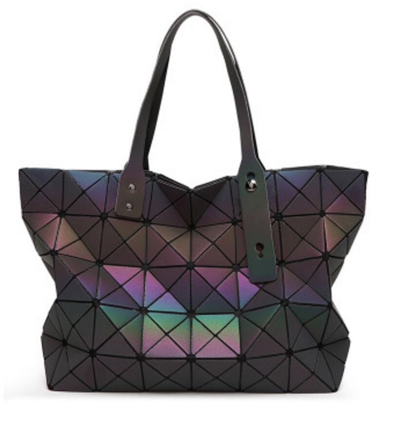 33b75e1a295 2017 Hot Sale With Logo BAOBAO Bag Folding Handbag Fashion Women Bao Bao  Bag Shoulder Bag Casual Tote Women Tote Japan Quality Evening Bags Handbag  Sale ...