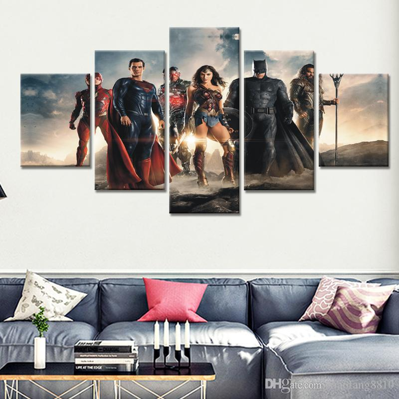 2017 Large Hd Movie Theme Canvas Print Painting For Living Room Modern Decoration Wall Art Picture Gift Unfrmaed From Xiaofang8810 2034