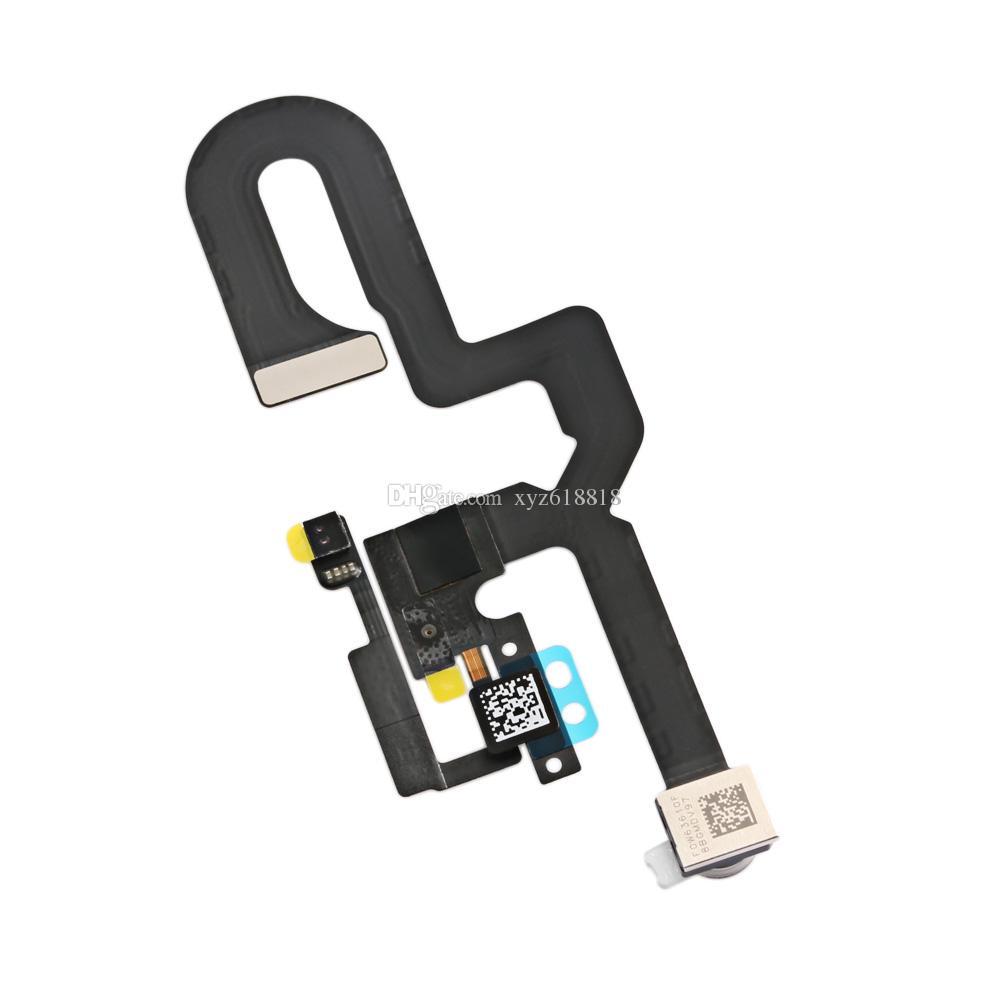 Nouveau module face à la caméra avant d'origine de proximité Capteur de lumière Câble Flex pour iPhone 7 7G 4.7