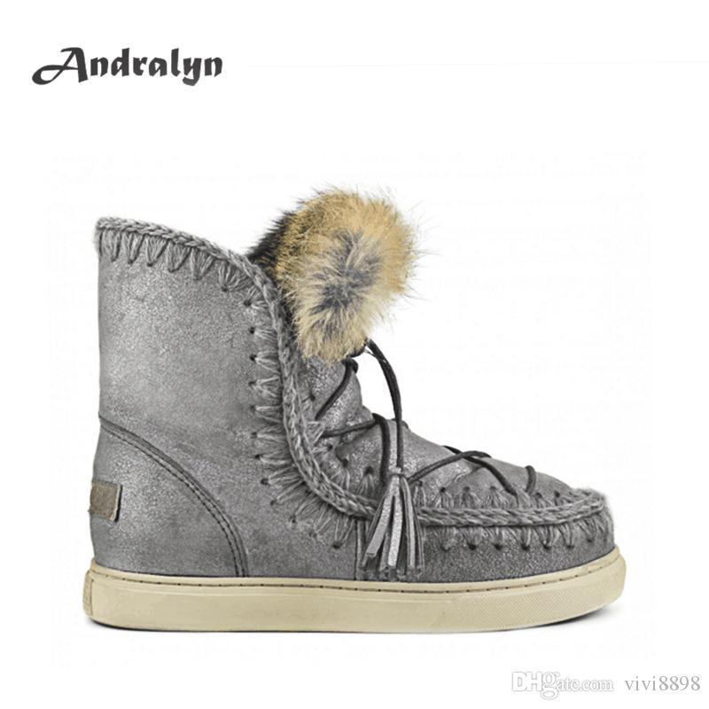 Women's Eskimo Snow Boot