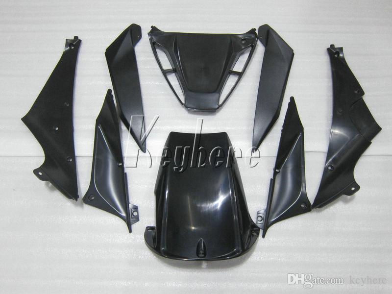 Karosserie Kunststoff Verkleidungssatz für Yamaha YZF R1 02 03 weiß schwarz Verkleidungssatz YZF R1 2002 2003 OI44