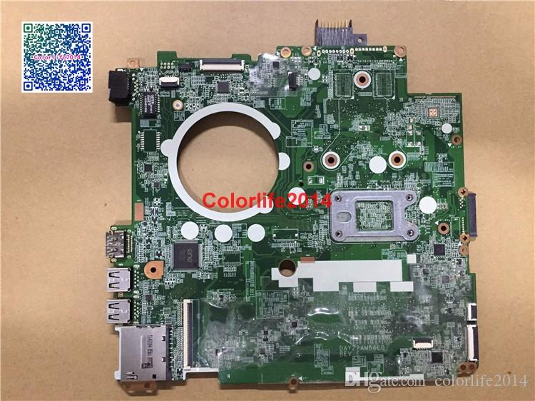 DAY22AMB6E0 763551-501 A8-6410 CPU For Hp Pavilion 14-v series Laptop Motherboard Mainboard w i5-6200U Fully Tested & Working perfect