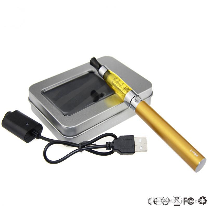 EGo CE4 Kits CE4 Aluminum Box E Cigarette Kits CE4 e liquid Atomizer eGo-T Battery 650/900/1100mah