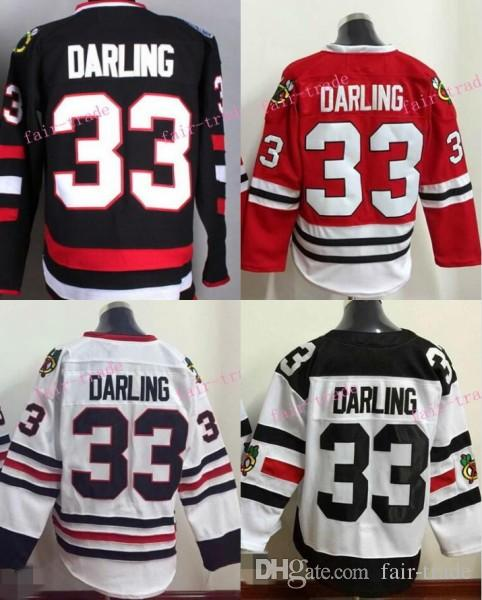 6c015cd63f4 ... cheap sale mens 2016 stadium series chicago blackhawks hockey jerseys  33 scott darling home red whit