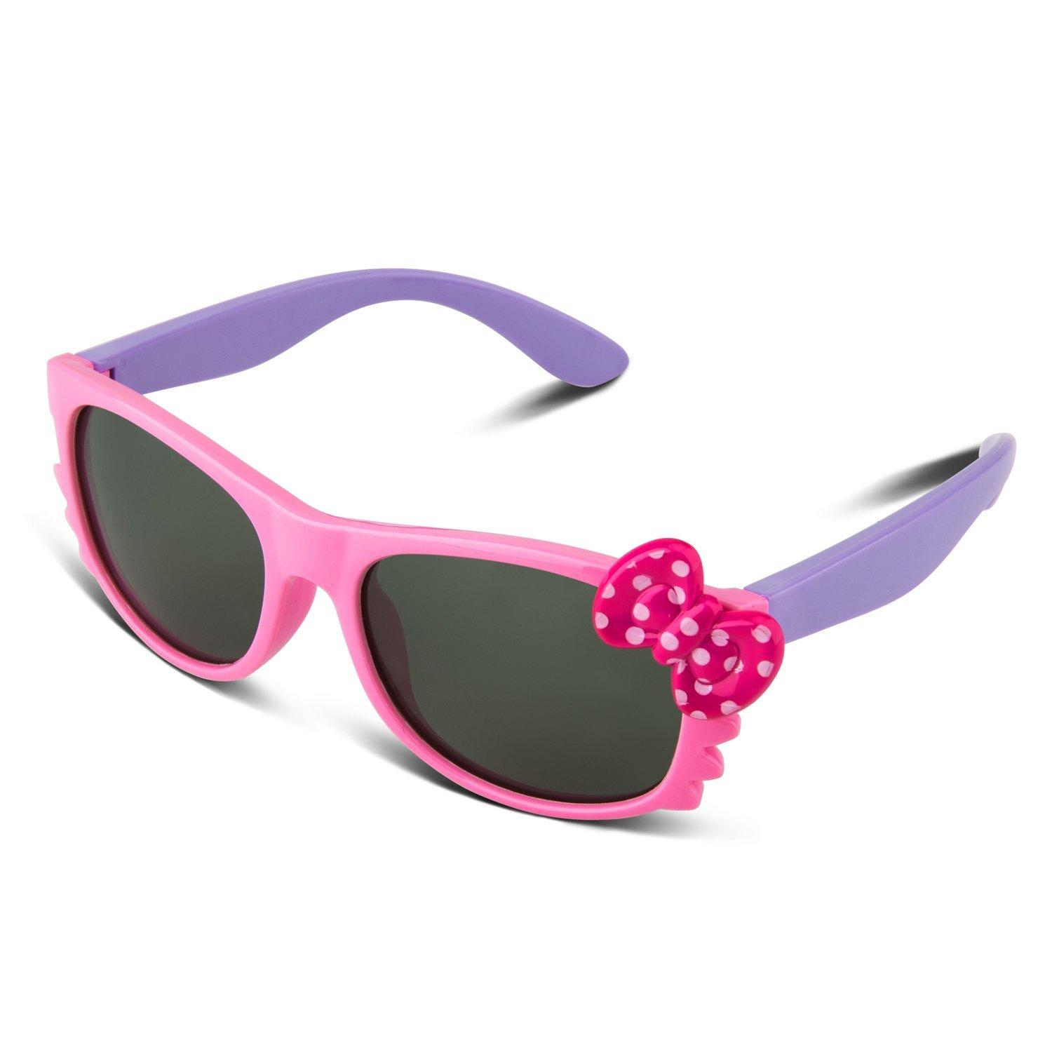 2ac1e64ab281 RIVBOS RBK002 Rubber Flexible Kids Polarized Sunglasses for Baby And ...