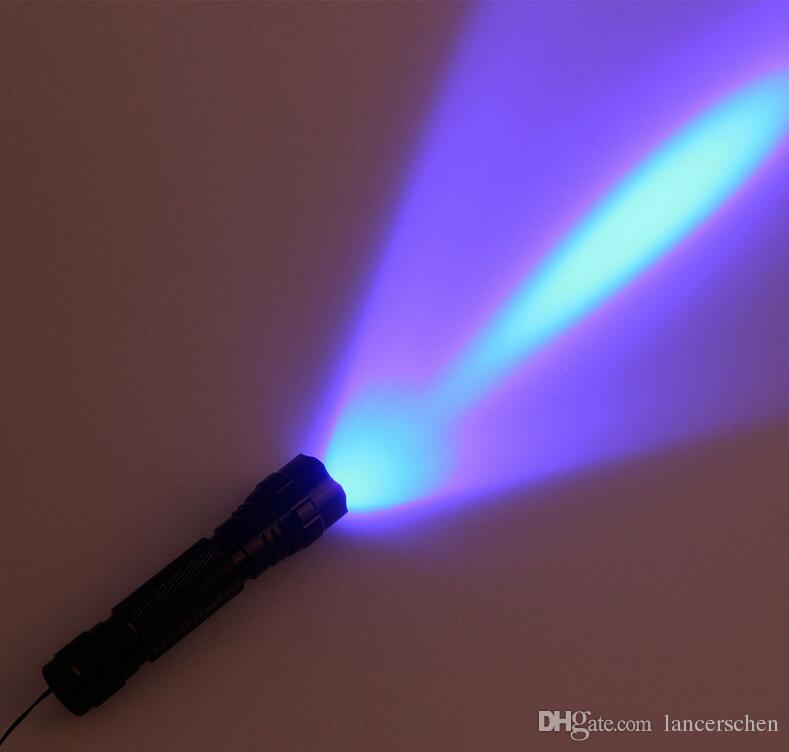 WF-501B Torcia LED tattica con 2000 lumen Lanternas Led Torch Hunting Light con attacco pistola e pressostato remoto