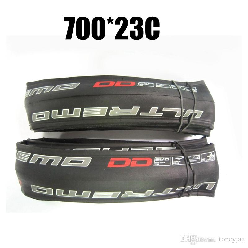 Hot Sale Bike Tyres 700*23C Road Bike Tyre Clincher Cycling Folding Tire Black Road Bicycle Tyre With Double Defense