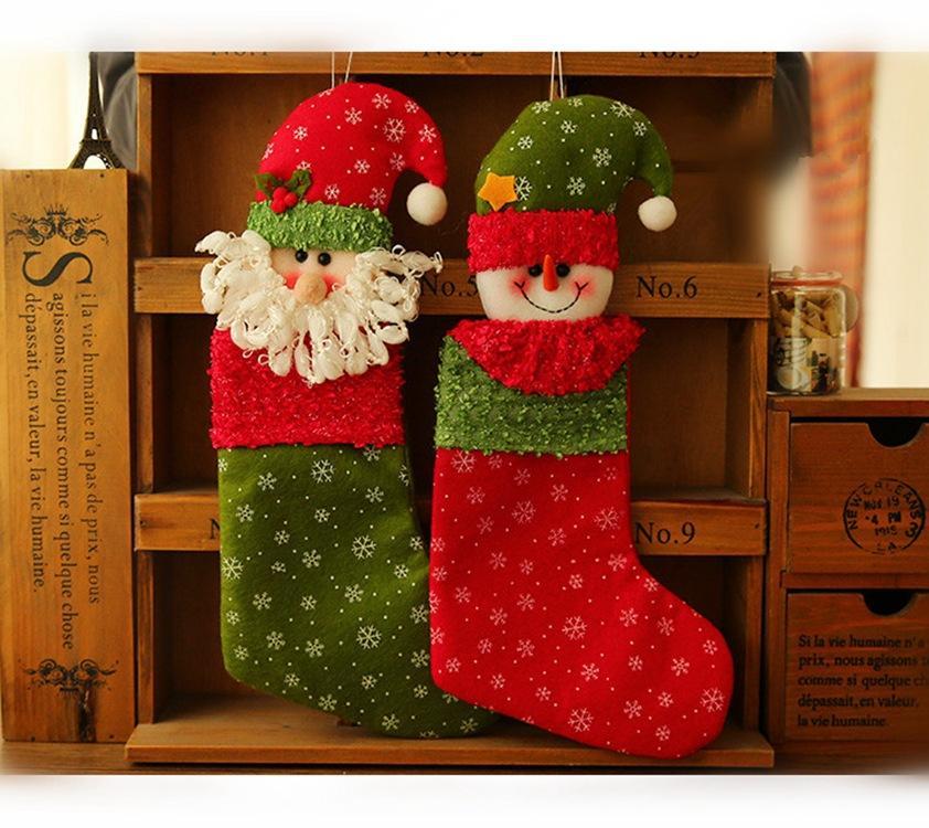 Großhandel Weihnachtszubehör Weihnachtssocken Weihnachtsmann ...