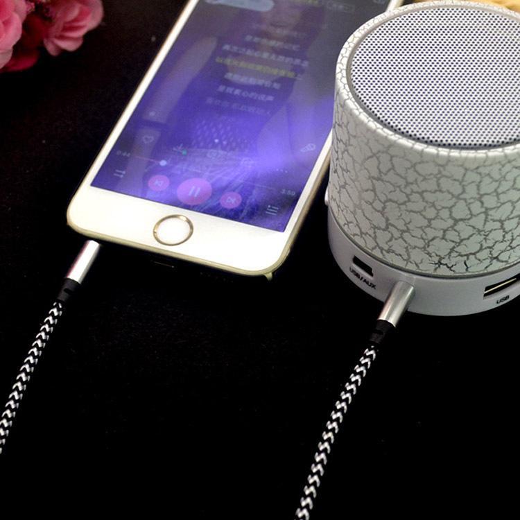 보조은 삼성 LG HTC 휴대폰 MP3 플레이어 OM-I5에 대한 남성 스테레오 오디오 코드 와이어 100 만 3 피트 케이블 audiop 케이블 3.5mm의 남성을 묶어 줘