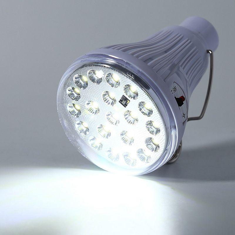 UMLight1688 실내 Dimmable DC6V 20 LED 2.5W 원격 제어 태양 빛 LED 조명 야외 정원 장식 태양 램프 + 1W 태양 전지 패널