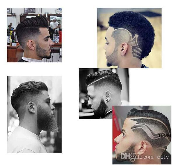 Beard Bro Beard Shaping Tool for Perfect Lines Hair Trimmer for Men Trim Template Hair Cut Gentleman Modelling Comb