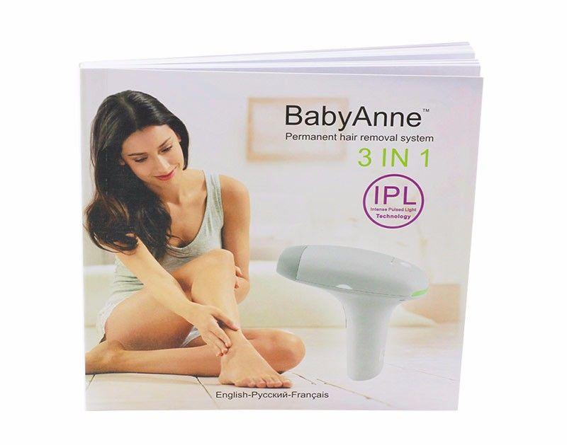 120000 Pulses Flashes Lumea PRECISION PLUS IPL Hair Removal Whole Body Bikini Permanent Hair Removal laser Epilator Device