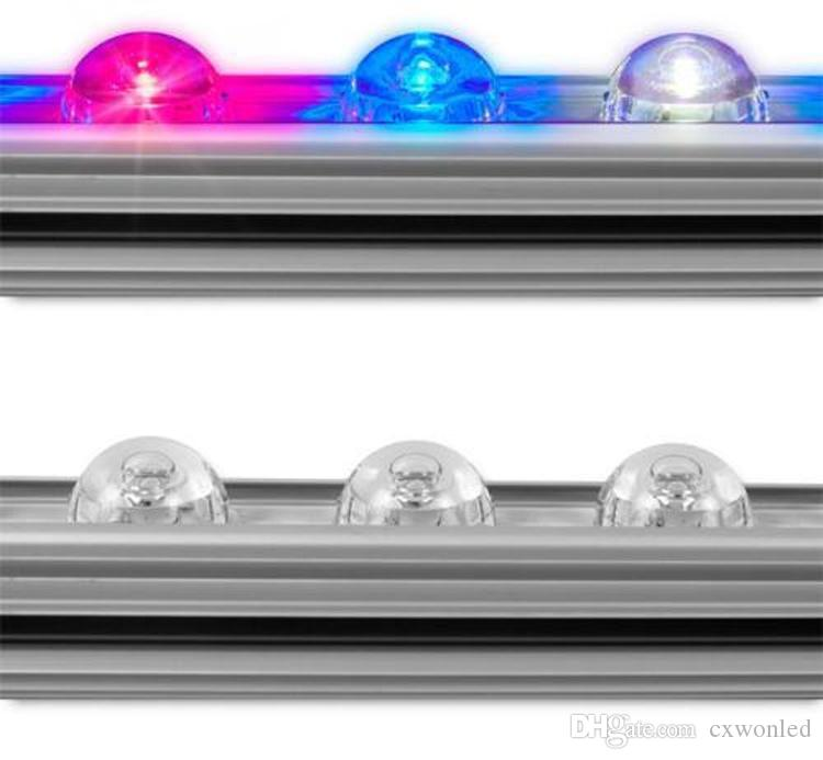 CXWON ip65 waterproof 60cm 90cm 120cm led plant grow light bar strip hydroponics growing full spectrum complete kits