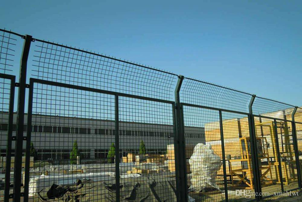 2018 Manufacture Frame Fence Welded Stainless Steel Wire Fencing ...