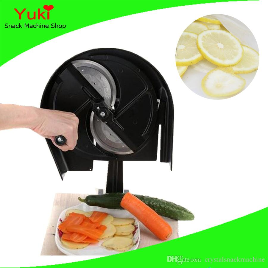 Restaurant Kitchen Manual 2017 multifuction vegetable slicer manual lemon cutter carrot