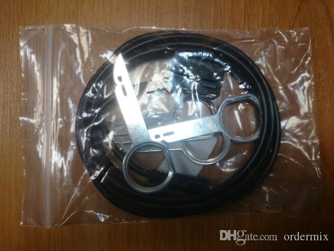 6000CD AUX Auto Eingangskabel Adapterkabel 3,5 mm für Ford mit vier Removal Keys