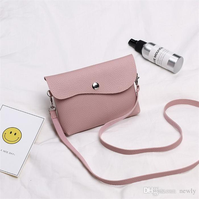2017 Women Shoulder Bags pu Ladies Crossbody cell phone purse Rivet Mummy Packs New Travel Casual Female messenger bags handbags