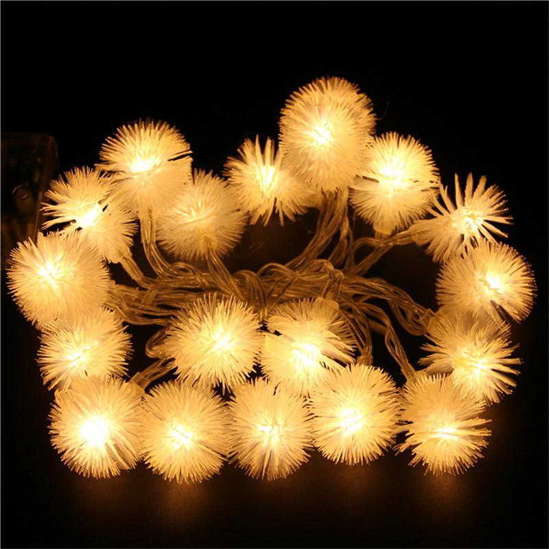 Weihnachtsbeleuchtung Akku.Weihnachtsbeleuchtung Auf Der Batterie Box Schnur Lampe Festival Dekoration Lampe String Schönes Licht 2 Mt 20 Leds