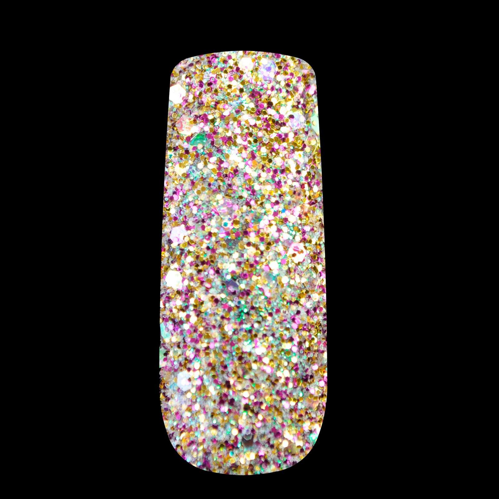 Wholesale Mix Size Glitter Nail Art Glitter Powder Brilliant Nail ...