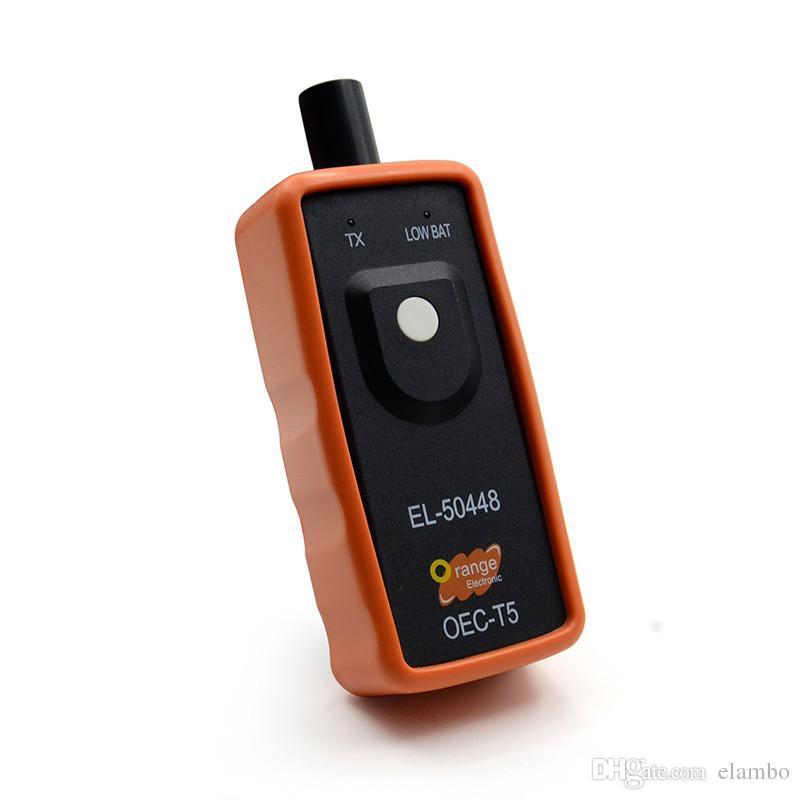 EL-50448 EL 50448 السيارات أداة مراقبة ضغط الإطارات EL50448 OEC-T5 TPMS أداة التنشيط لجنرال موتورز أوبل إعادة تعيين