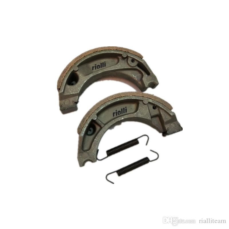 Wholesale For New Motorcycle Gasket Kit Advanced Skidding Brake Shoes Pads Motorcycle Brake Accessories Factory Direct Sales
